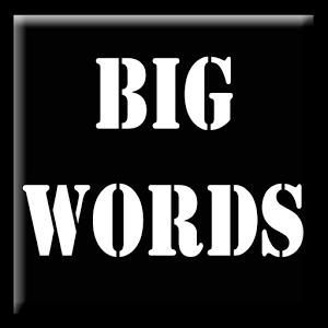 Dawn Reader: When a fancy word fits ...  Dawn Reader: Wh...