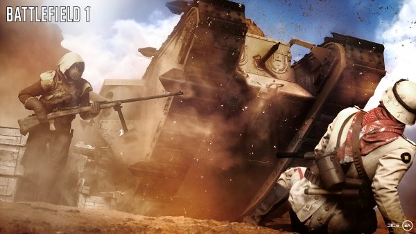 EA Rilis Serial Game Battlefield Terbaru Bulan Oktober 2016 - Kembali ke Perang Dunia 1!