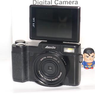 Kamera Amkov 24 MPX Second Fullset di Malang
