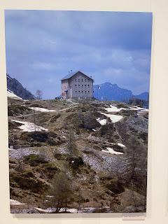 Second leg of Sentiero delle Orobie, stop at Rifugio dei Laghi Gemelli - Tito Terzi Exhibit