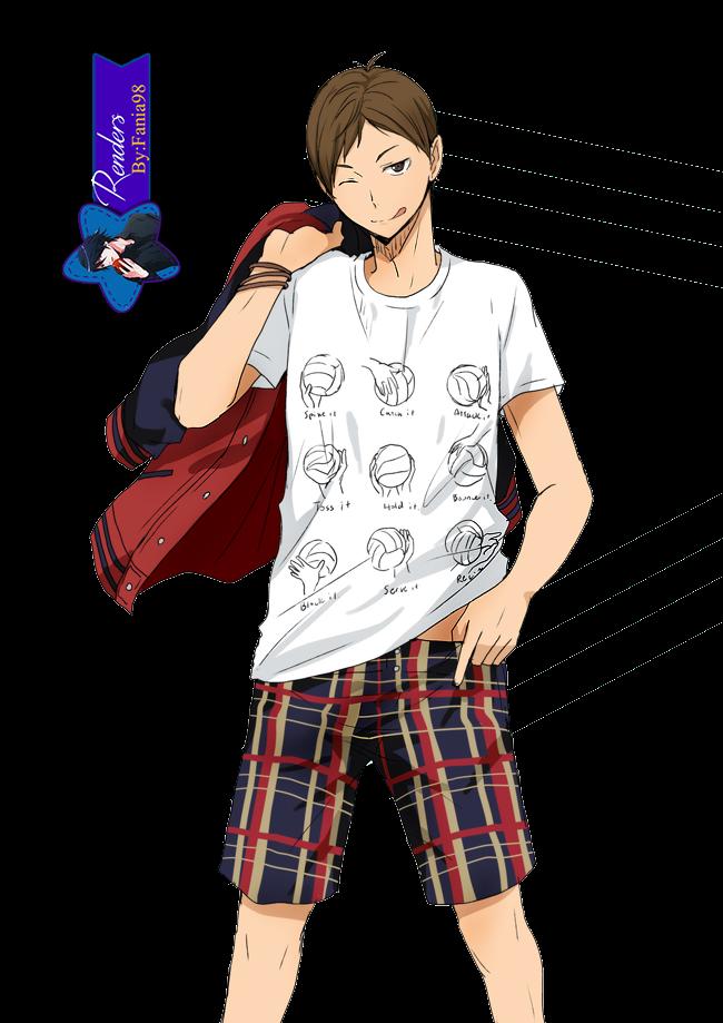 RENDER Kenji