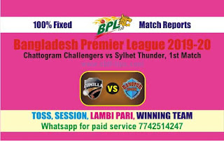 Who will win Today BPL T20, 2nd Match Rangpur vs Comilla - Cricfrog