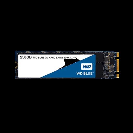 Ổ cứng SSD Western Digital WD Blue 250GB M.2 2280 SATA 3