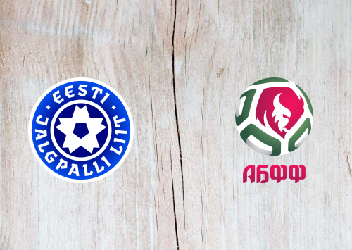 Estonia vs Belarus -Highlights 6 September 2019
