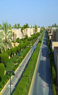Riyadh Metro housing