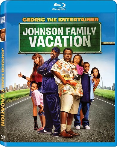 AAA cant help the roadside emergency that is the JOHNSON FAMILY VACATION Even the onboard navigation system has a meltdown on Nate Johnson and his familys cross