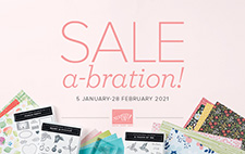2021 Sale-a-bration Catalog