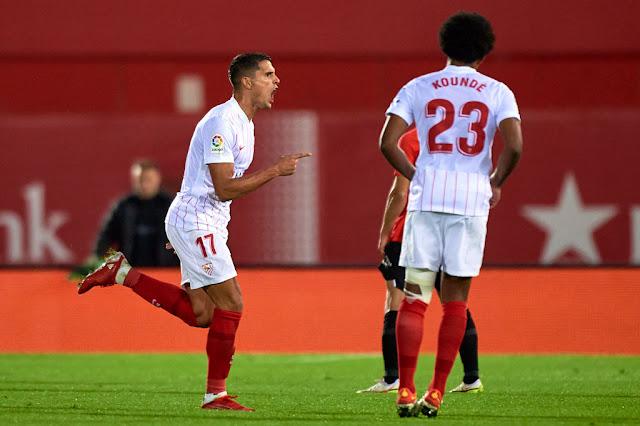 Crónica Mallorca 1 - Sevilla 1