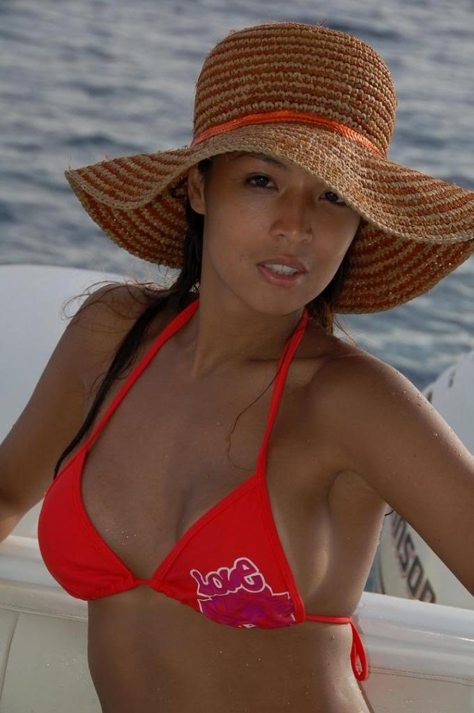 aubrey miles hot bikini pics 02
