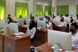 Idrus Assagaf Sebut Pelaksanaan TKD Seleksi Calon Praja IPDN Malut Tahun 2021