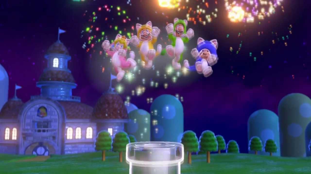 SuperPhillip Central: Top Ten Super Mario Series Songs