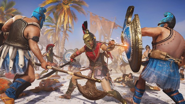 Assassins Creed Odyssey PC Full Español