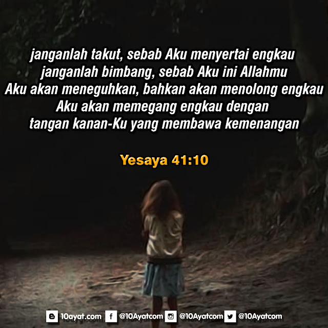 Yesaya 41:10