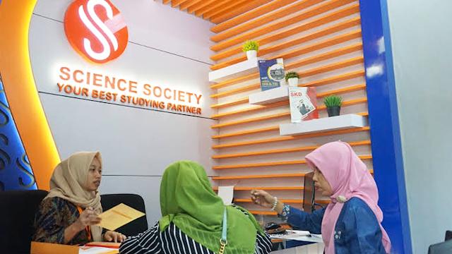 Lowongan Kerja Administrator Cabang PT. Sapta Bhuwana Caraka (Science Society) Cabang Serang