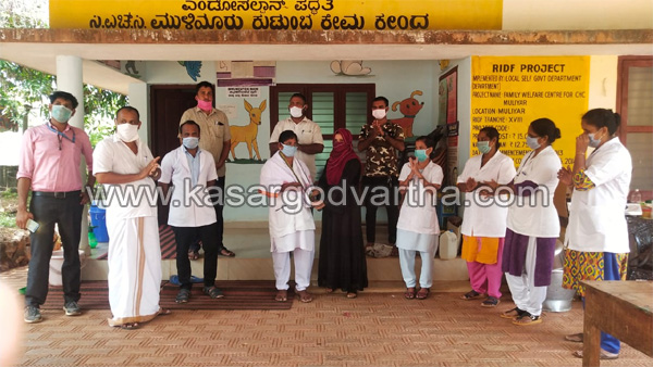 Kerala, News, Molly mathew was honored on nurses day
