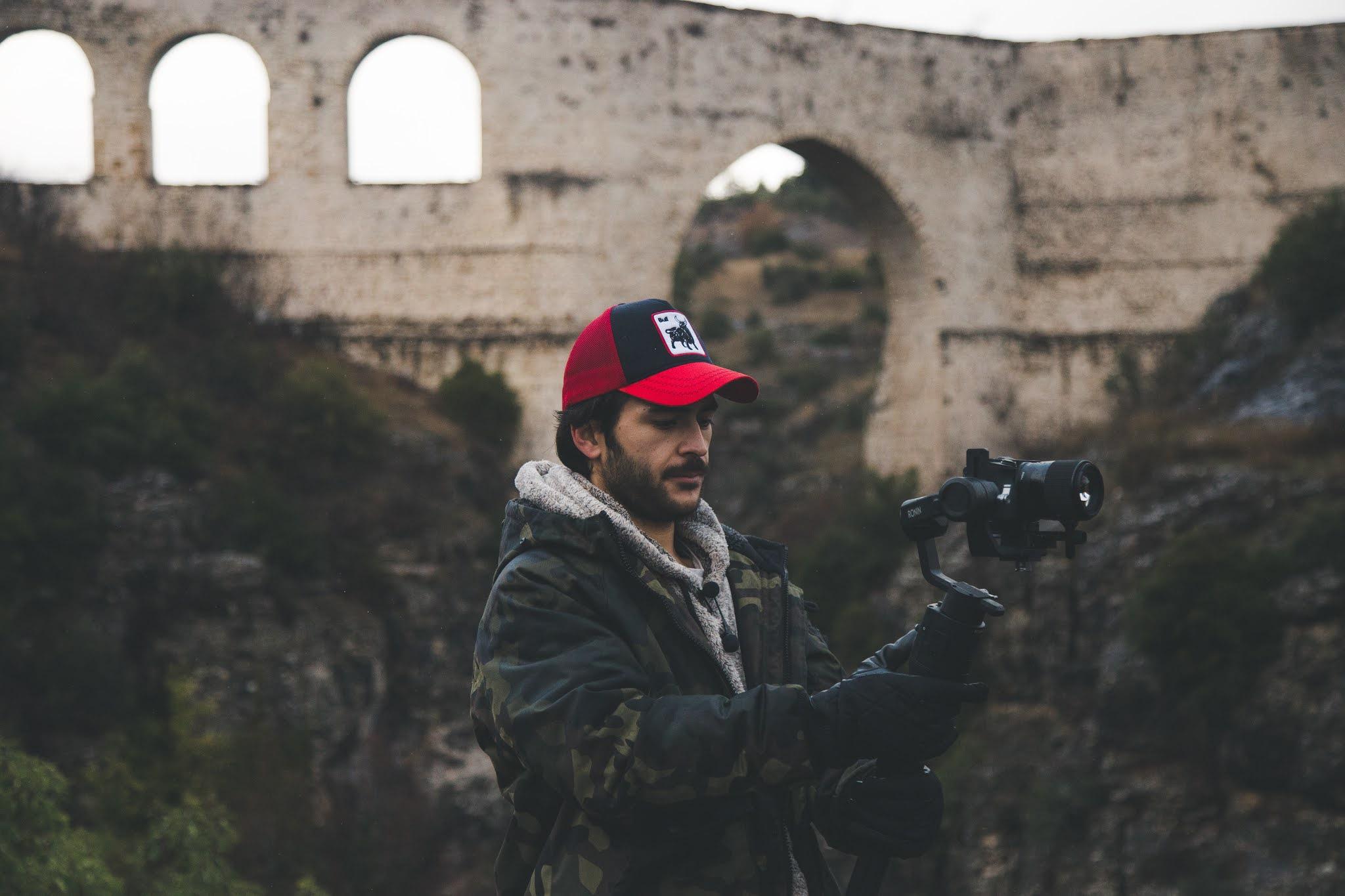kamera vlog