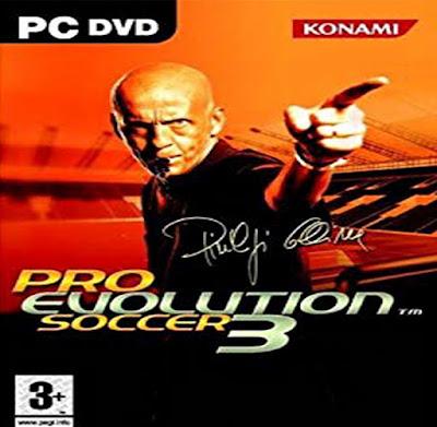 Download Pro Evolution Soccer 3 [ PES 3 ] for PC