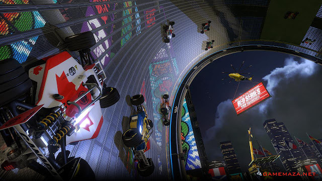 Trackmania Turbo Gameplay Screenshot 2