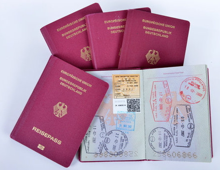 germans world's most powerful passports