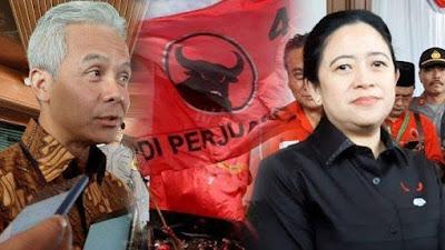 Suhu PDIP Jateng 'Mendidih', Ganjar Pranowo Dikucilkan?