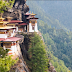TIGER NEST TEMPLE- A  BUDDHISM GLORY OF BHUTAN