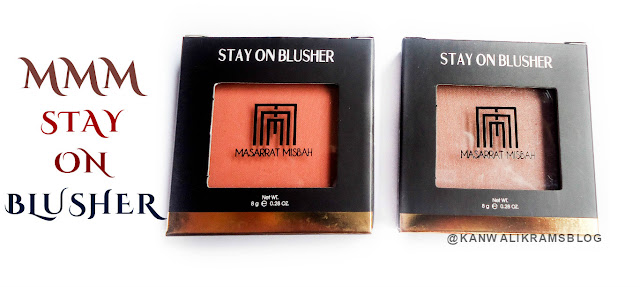 MMM Stay On Blusher