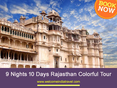 10 days Budget Colorful Rajasthan Tour Packages