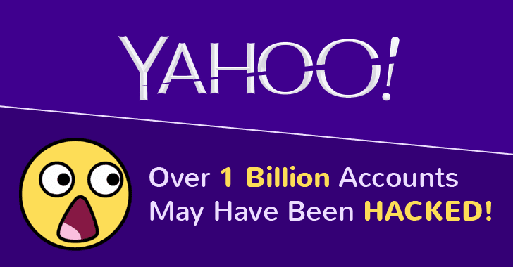 Uh oh yahoo data breach may have hit over 1 billion users stopboris Gallery