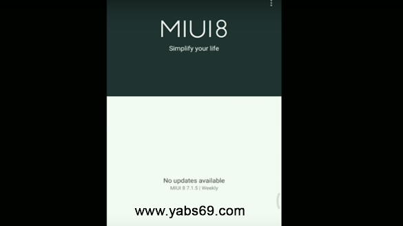 Download Custom ROM Miui 8 v.7.1.5