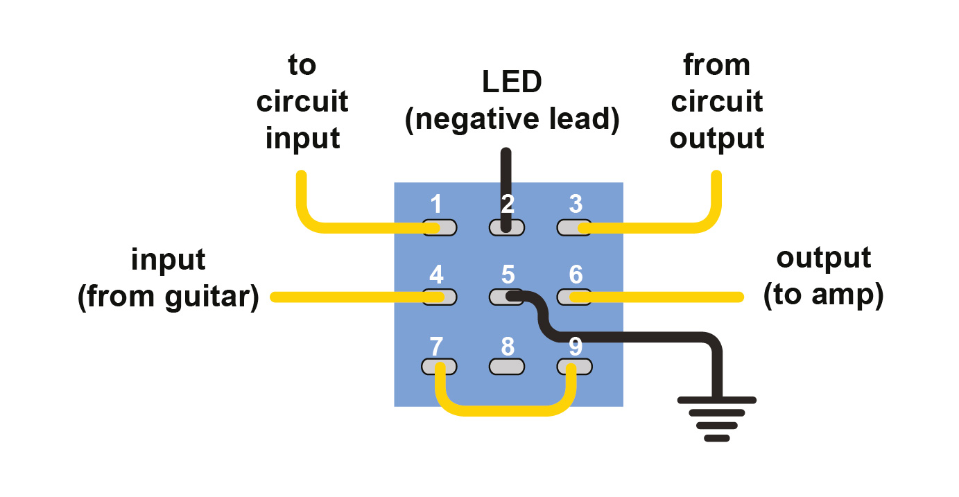 4 wire electrical diagram