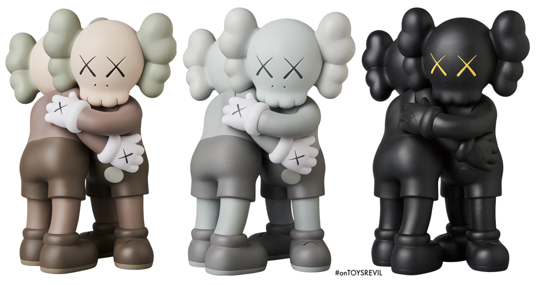 eb256929 KAWS TOGETHER ... Again! Japan Only Web Sales Start June 30th