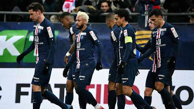 نهائي كأس فرنسا .. باريس سان جيرمان يصطدم بطموحات سانت إيتيان
