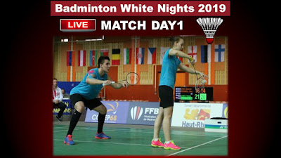 Badminton White Nights 2019