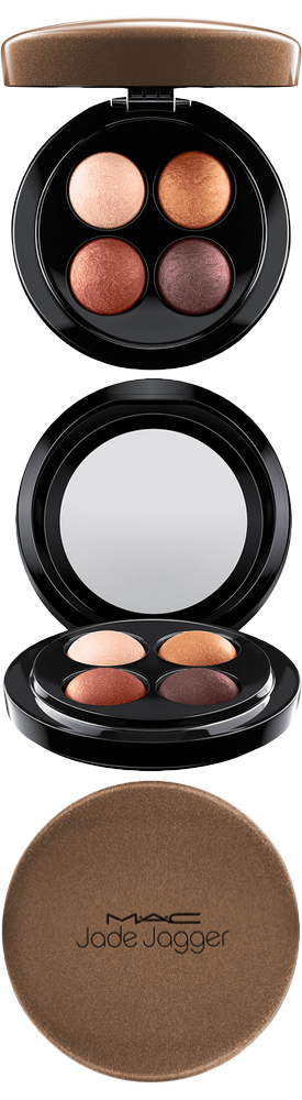 M·A·C Mineralize Eyeshadow X Jade Jagger/0.07 oz. Golden Shine