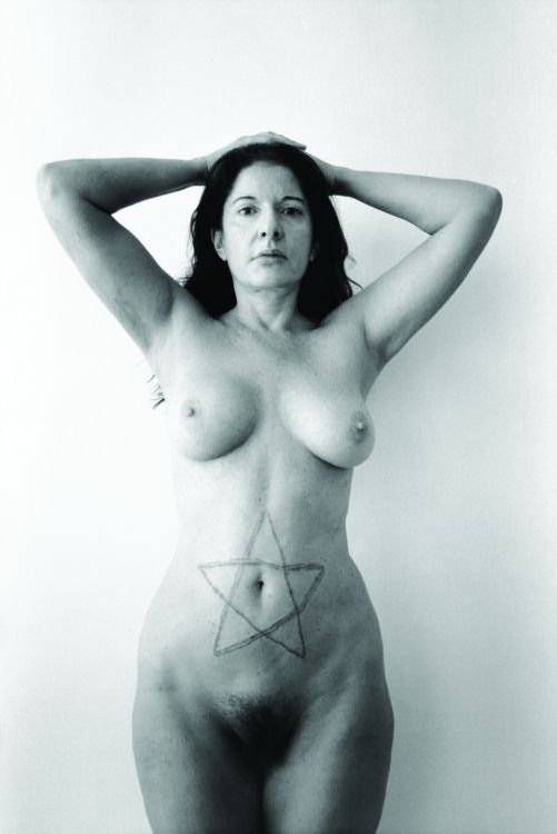 Marina Abramović, born 30 November 1946 (70 years old as in November 2016)