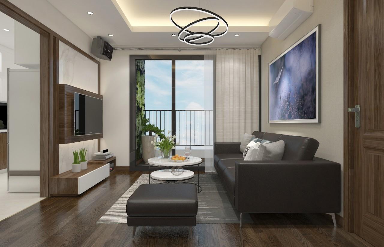 Nội thất căn hộ cao cấp Vinata Tower
