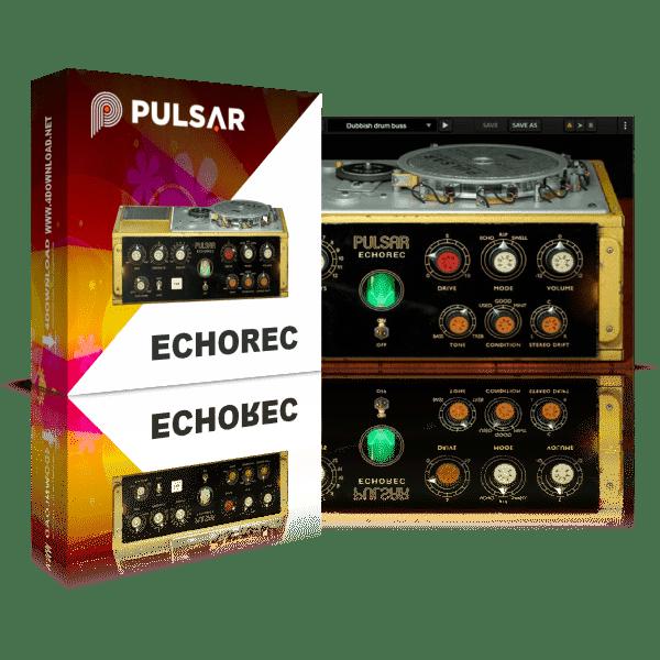 Pulsar Audio Echorec v1.3.1 Full version