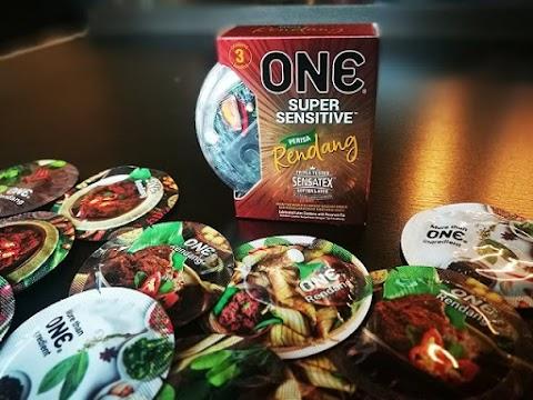 Kondom perisa Rendang mula dijual di kedai berhampiran anda