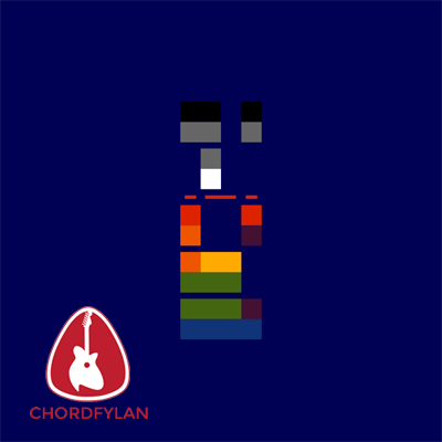 Chord Kunci Gitar Fix You Coldplay Chord Dasar Kunci Gitar Lirik