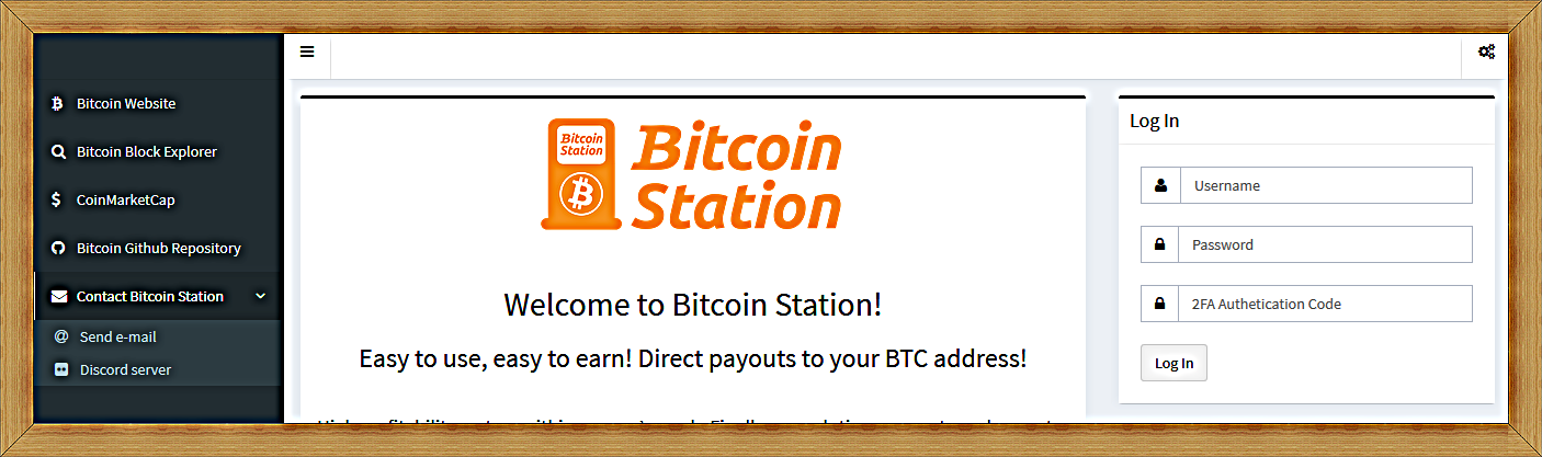 Мошеннический сайт bitcoinstation.cash – Отзывы, развод, платит или лохотрон?
