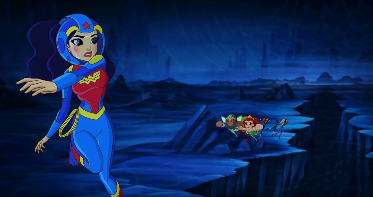 dc super hero girls legends of atlantis full movie