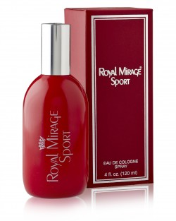 Royal Mirage 120 ml Sport Perfume 4 fl.oz.
