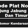 Kode Plat Nomor Kendaraan Tanjung Jabung Barat Dan Timur
