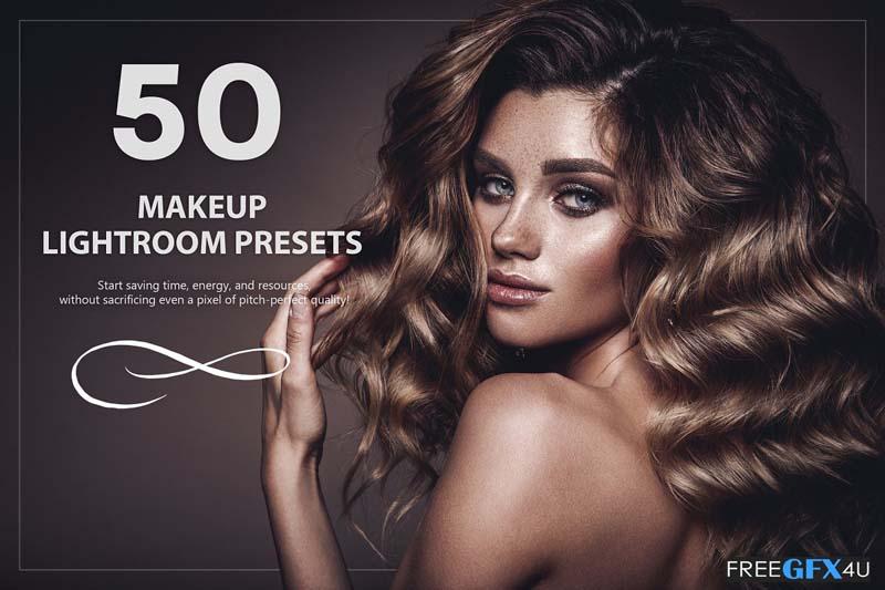 50 Makeup Lightroom Presets