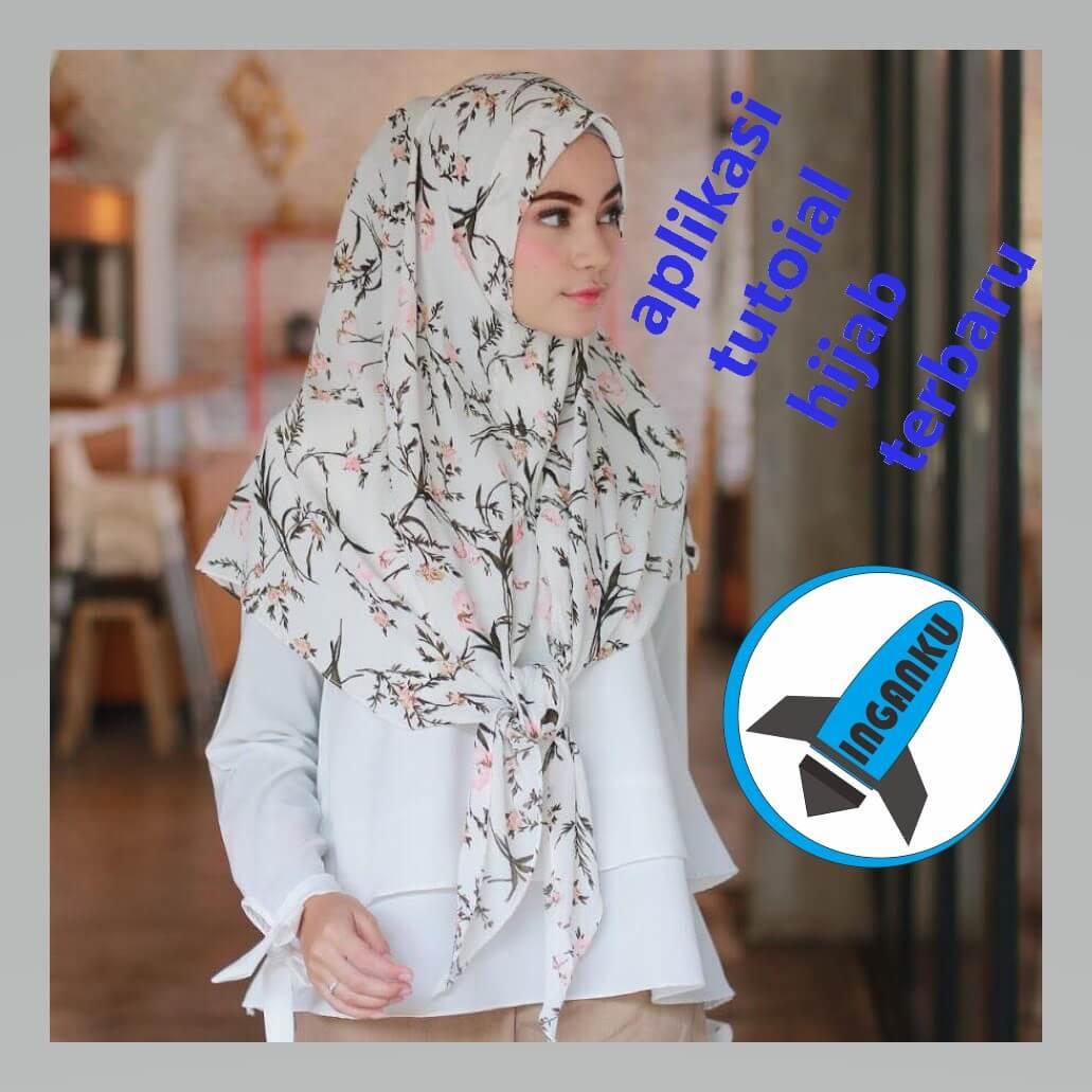 175 Tutorial hijab adalah salah satu aplikasi gratis yang membagikan tutorial jilbab