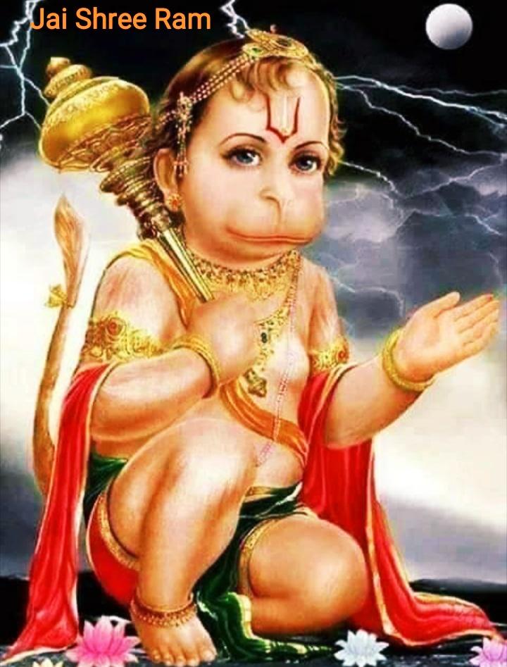 Bal hanuman hd wallpaper