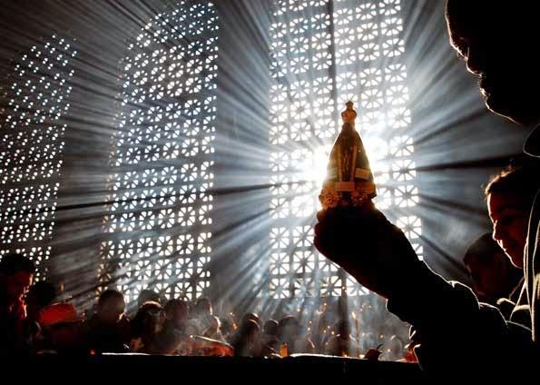 Educando Com Arte Nossa Senhora Da ConceiÇÃo Aparecida: Arte, Cultura E Espiritualidade.: Locais Sagrados