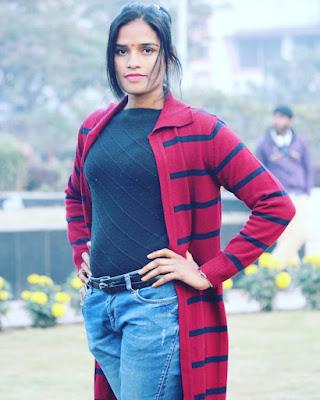 Actress Priyanka Singh patna