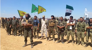 Risultati immagini per i curdi di siria amici degli usa e dei saud