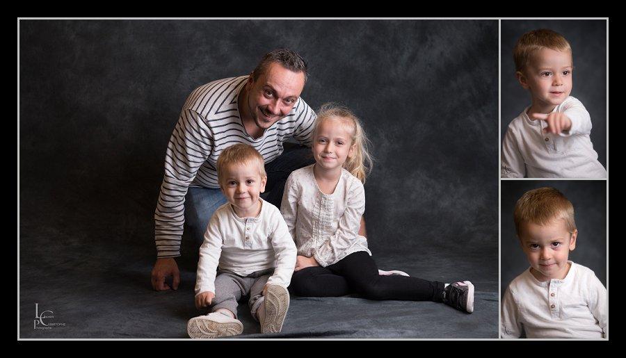 photo famille à domicile Angers - Nantes - Le Mans